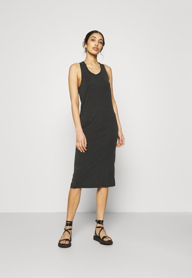 MIJAS DRESS  - Jersey dress - black