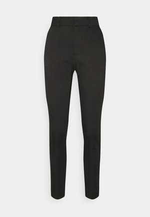 LEA PANT - Chinos - black deep