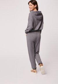 Morgan - HOSEN - Leggings - Trousers - mottled grey - 2