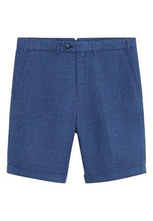 BORA - Shorts - marineblau