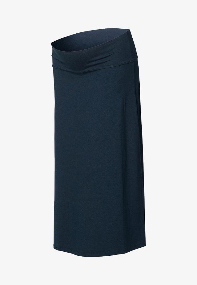 Falda larga - navy