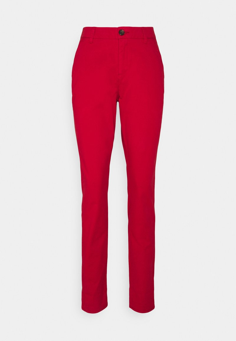 s.Oliver - Trousers - true red