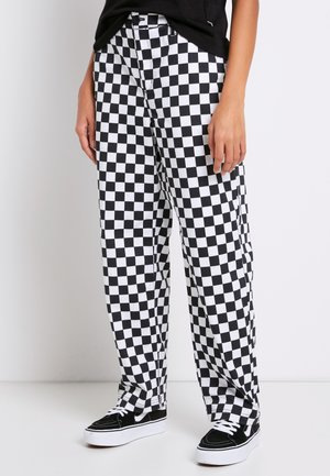 AUTHENTIC PRINT - Pantalon classique - white