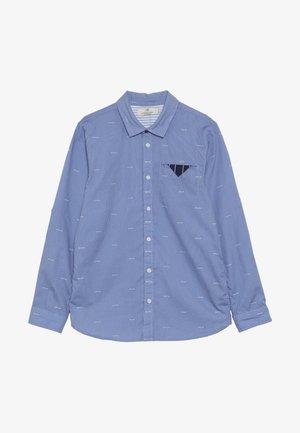 SHRUNK - Shirt - blue