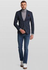 Van Gils - Suit jacket - blue - 4