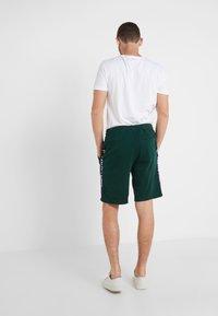 Polo Ralph Lauren - INTERLOCK - Shorts - college green - 2