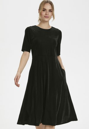 KACOLLIN - Day dress - black deep