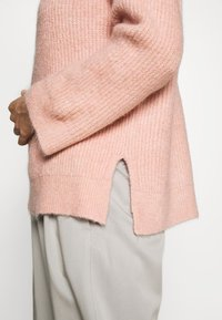 ONLY - ONLPIMMIE OPEN CARDIGAN - Cardigan - misty rose - 5