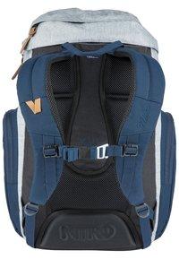 Nitro - DAYPACKER - Backpack - grey, blue - 1