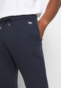 Abercrombie & Fitch - ICON - Tracksuit bottoms - navy - 3