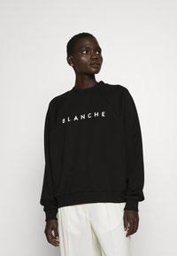 BLANCHE - HELLA - Sweatshirt - black - 0