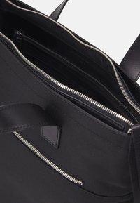 Tiger of Sweden - BARBETTE UNISEX - Shopping bag - black - 3