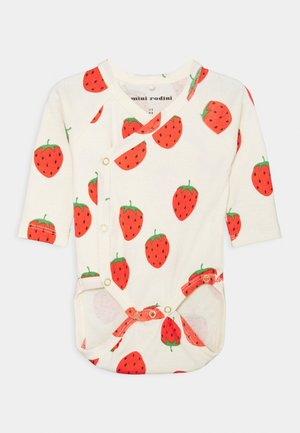 BABY STRAWBERRY WRAP UNISEX - Body - offwhite