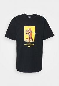 HUF - BRIDE  - Print T-shirt - black - 4
