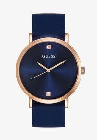 Guess - GENUINE DIAMOND - Klokke - blue/rose - 2