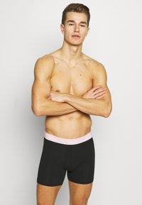 Calvin Klein Underwear - BOXER BRIEF 3 PACK - Pants - black - 3