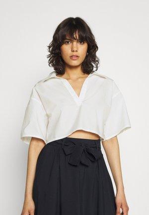 LIZ BLOUSE - Blouse - off white