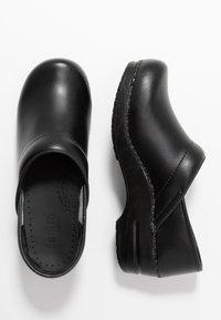 Sanita - ORIGINAL-PROF. - Slipper - black - 3