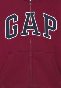 GAP - BOYS LOGO - Sweatjacke - red delicious - 2
