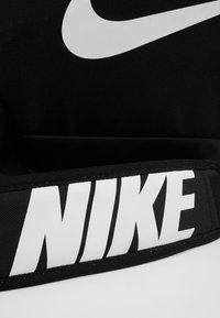 Nike Performance - TEAM DUFF  - Sports bag - black/white - 2