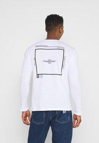 Zign - UNISEX - Långärmad tröja - white - 2