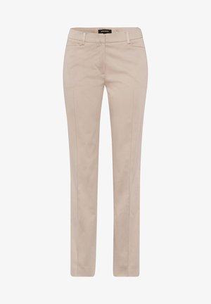 HEDY - Trousers - beige