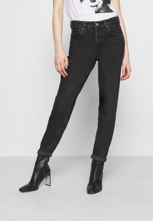 VIOLET - Jeans relaxed fit - black denim