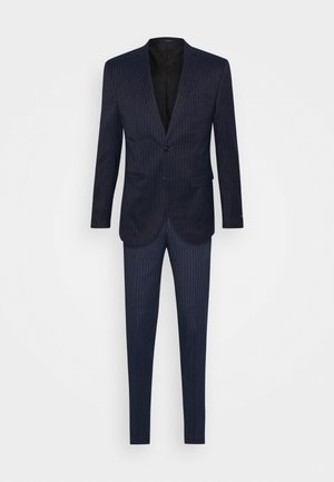JPRBLAFRANCO MIX SUIT - Garnitur - Dark Navy