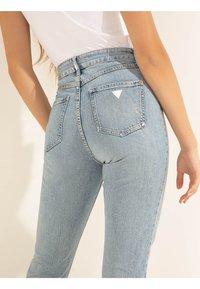 Guess - Straight leg jeans - blau - 2