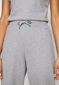 Pepe Jeans - DORI - Tracksuit bottoms - grey marl - 5