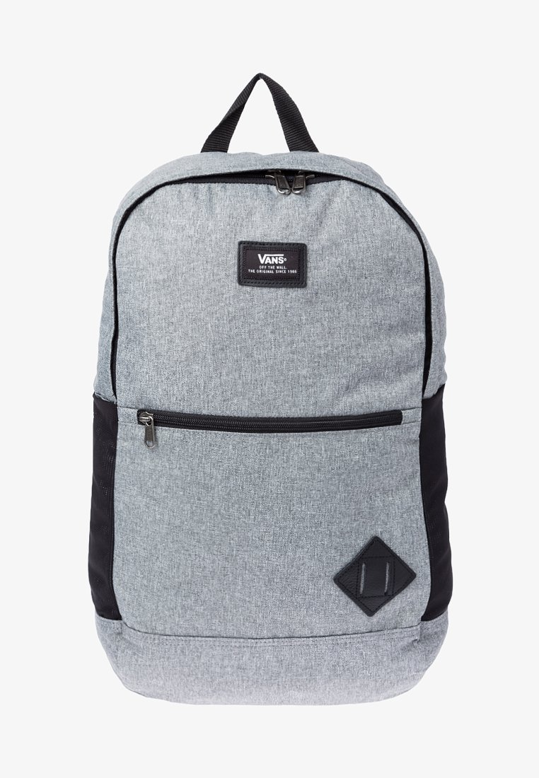 Vans - VAN DOREN III BACKPACK - Mochila - heather suiting
