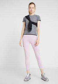 Even&Odd active - Treningsskjorter - grey melange - 1