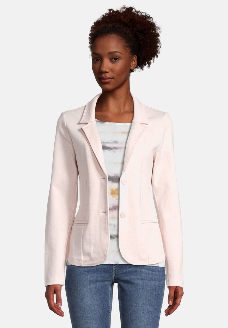 Cartoon - Blazer - dusty blush