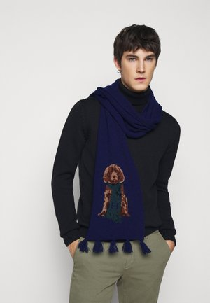 HARRY SCARF - Tuch - navy