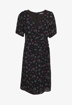 CORA DRESS - Robe d'été - black