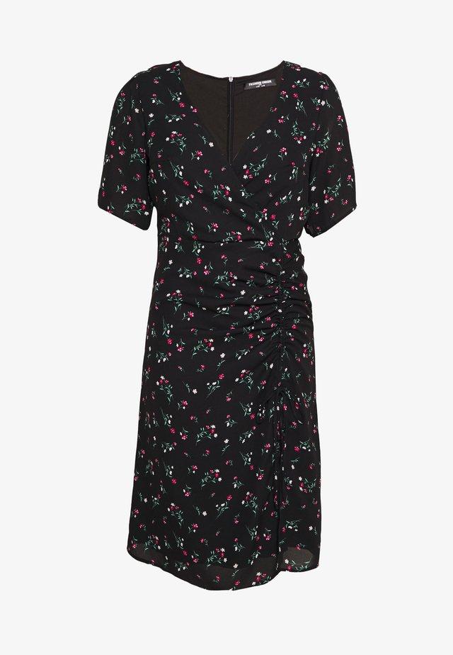 CORA DRESS - Vestido informal - black