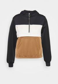 ONLY - ONLSCARLA  - Summer jacket - black/ ecru/ toasted coconut - 4