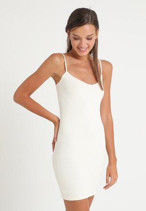 SEAMLESS MINI - Nightie - ivory