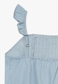 Abercrombie & Fitch - PIN TUCK MATCH  - Blouse - chambray - 2