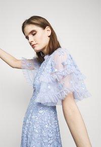Needle & Thread - AURELIA MINI DRESS - Cocktail dress / Party dress - wedgewood blue - 3