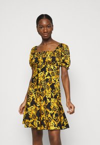 Versace Jeans Couture - LADY DRESS - Cocktail dress / Party dress - black - 0