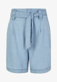 comma casual identity - Denim shorts - blue - 4