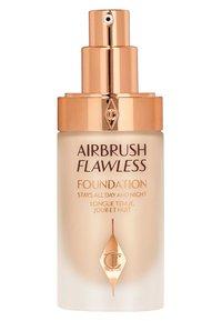 Charlotte Tilbury - AIRBRUSH FLAWLESS FOUNDATION - Foundation - 4 neutral - 1