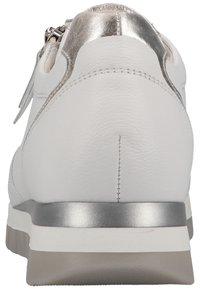 Gabor - Sneakers laag - weiss - 4