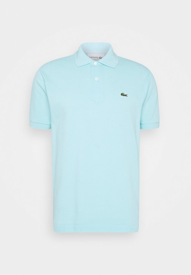 Polo shirt - turquose, blue