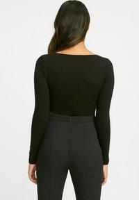 Kookai - Long sleeved top - noir - 1