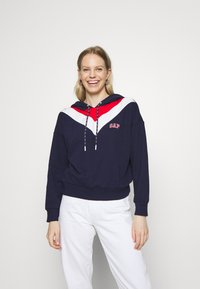GAP - USA - Hoodie - navy uniform - 0