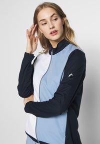 Cross Sportswear - JACKET - Kurtka sportowa - blue - 3