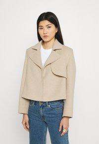 Stylein - TONI - Lehká bunda - beige - 0