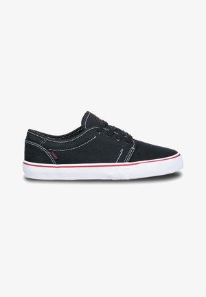 DARWIN - Sneakers laag - black white